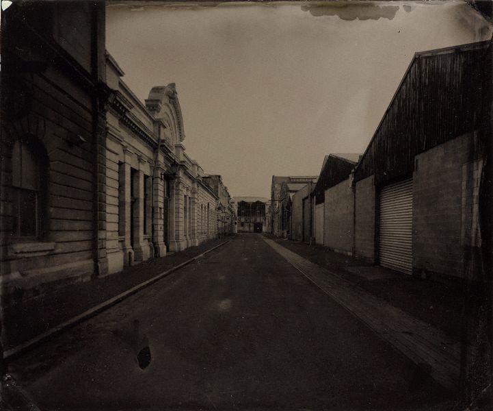 ben cauchi - a dead end