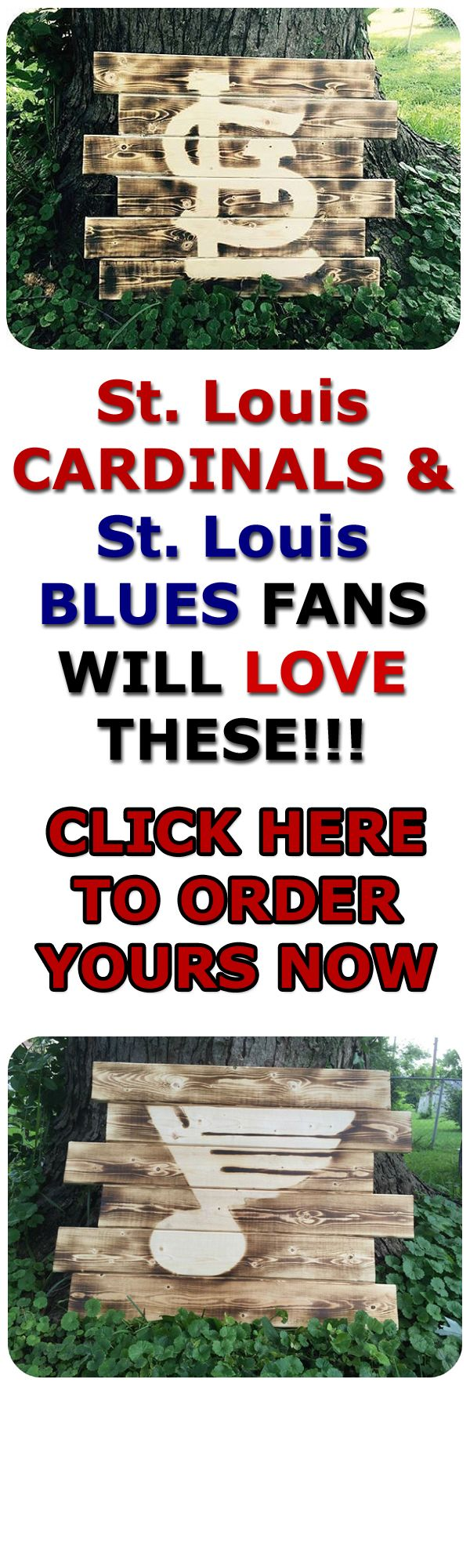 St. Louis Cardinals, Valentines Day, St. Louis Cardinals Wall Art, Cardinals, Wall Art, Wall Decor, Rustic, Baseball, MLB, Man Cave, Cards, St. Louis Blues, NHL, Hockey, St. Louis Blues Wall Art, Blues, St. Louis Blues Wall Decor