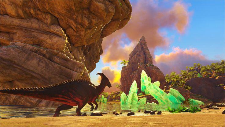 ARK: Survival Evolved – Updates bringen den Turm-Zähler ins Spiel und schrauben an der Performance - via Survival-Sandbox.de - #ARK #ARKSurvivalEvolved #OpenWorld #Dino #survivalgame #gaming #games #videospiele