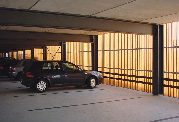 Parking Garage / Birk Heilmeyer und Frenzel Architekten
