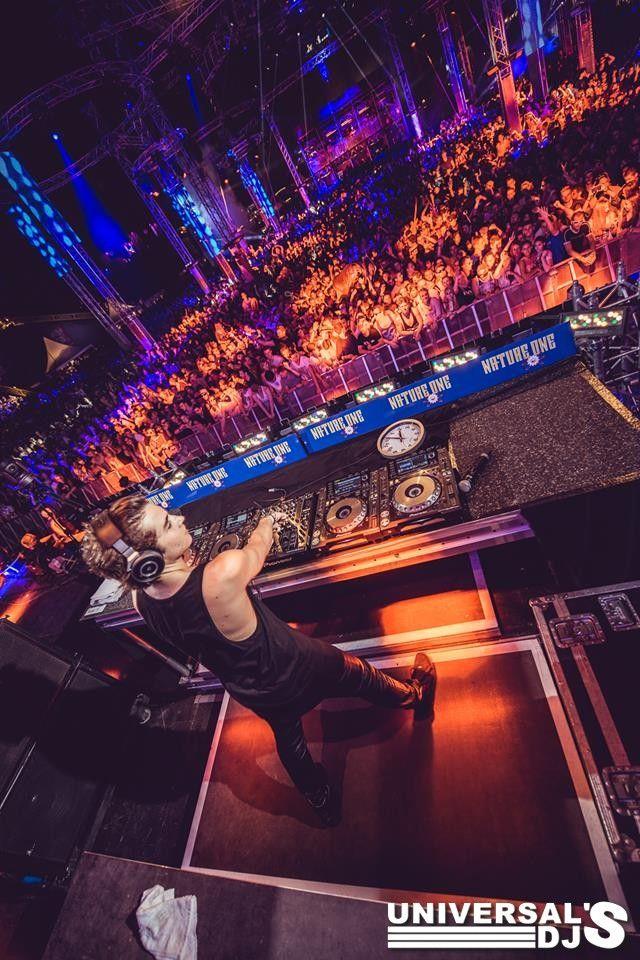 DJ: Danny Avila - @UniversalsDjs