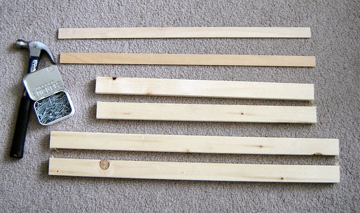 how to build a loom instructions