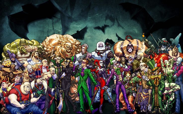 Download Wallpapers, Download batman dc comics the joker harley ...