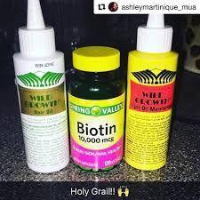 Resultado de imagen para wild growth hair oil
