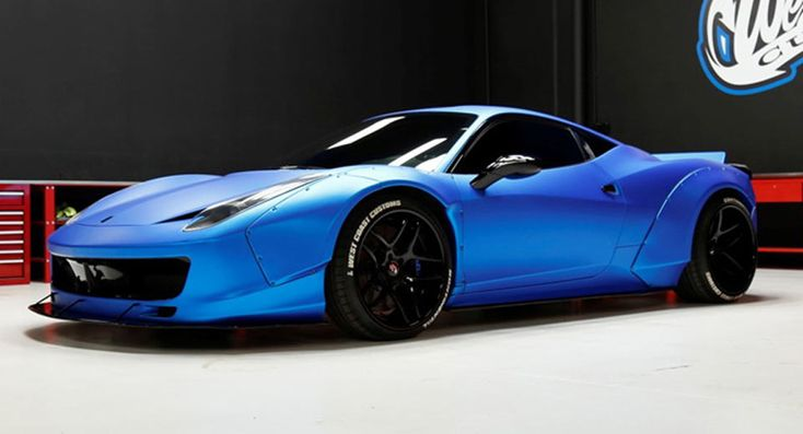 Bieber's Ferrari 458 Fetched $434,500 At Auction