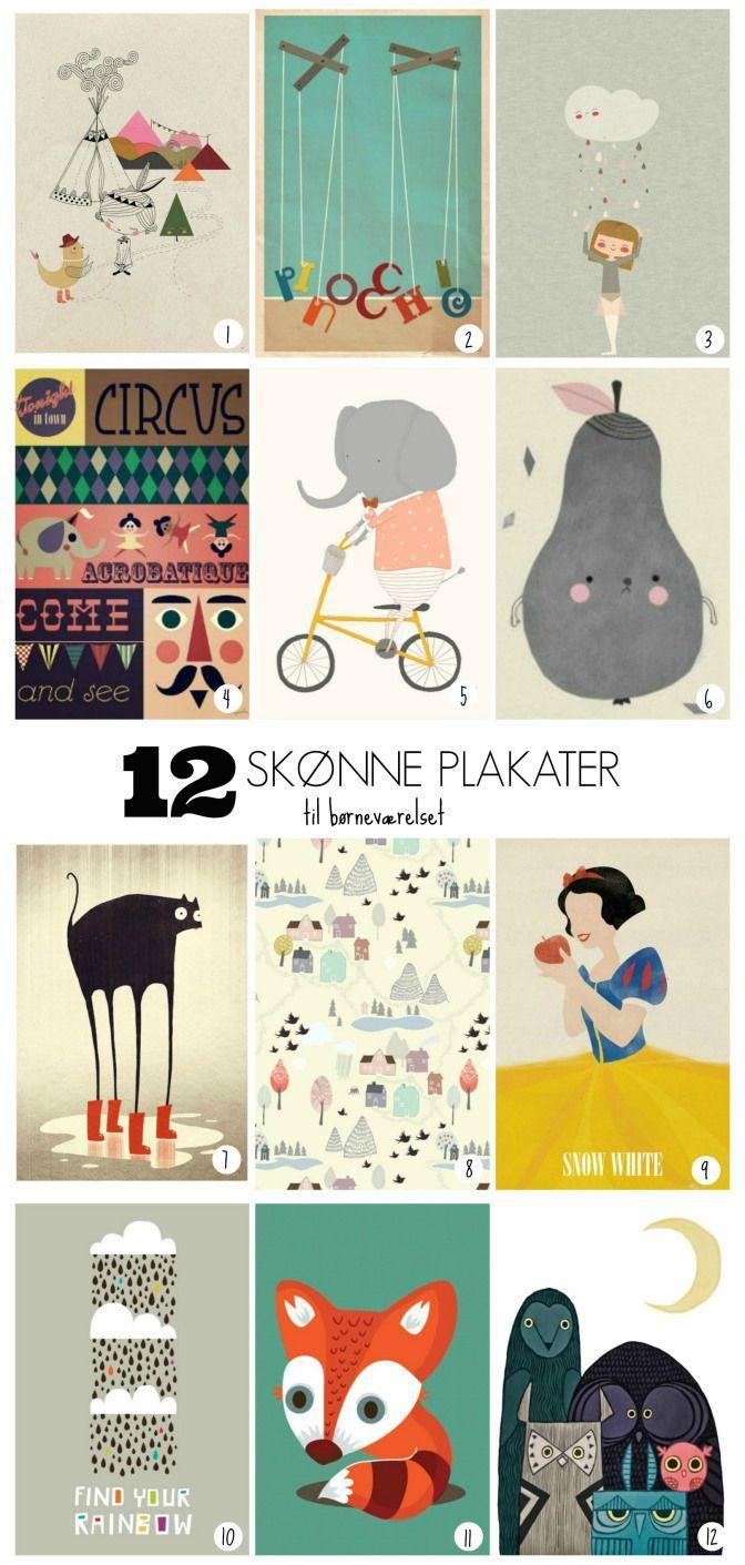 nice 12 art prints for kids room... by http://www.top-homedecorideas.space/kids-room-designs/12-art-prints-for-kids-room/