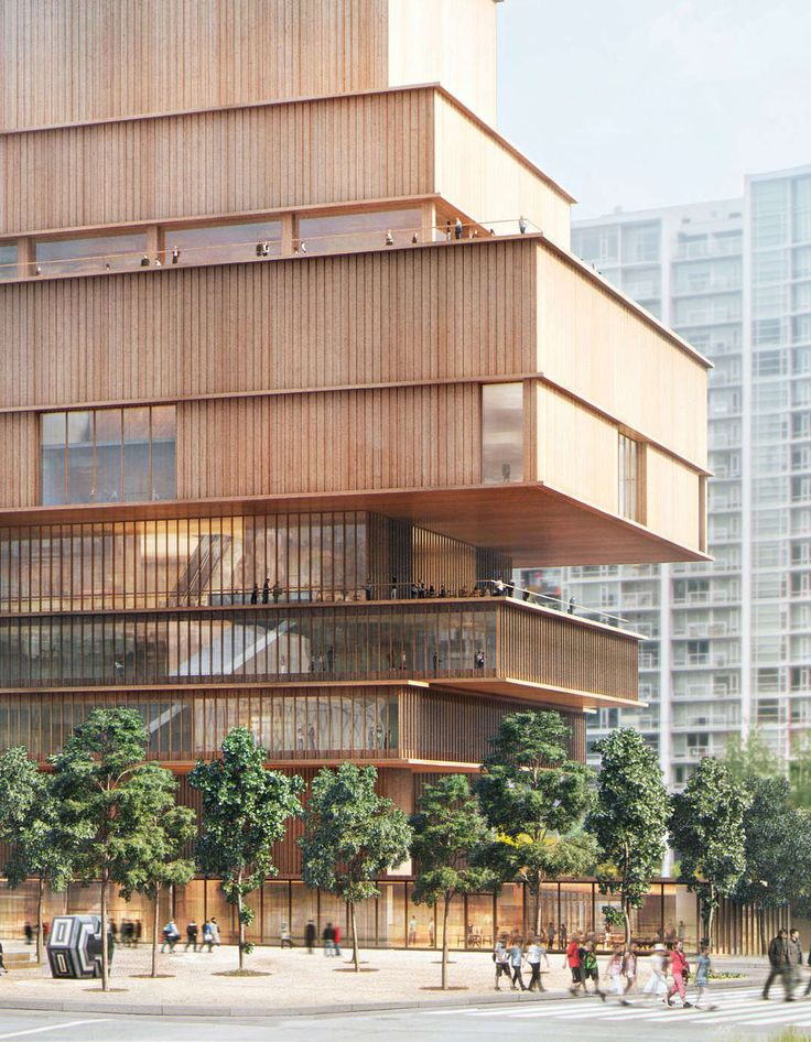 The Urban Totem: Herzog and De Meuron's Vancouver Art Gallery Could Be Canada's Next Great Cultural Icon - Architizer