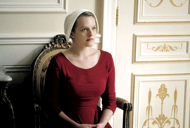 Handmaid's Tale Halloween Costume. Wear the dress June wears. Limited stock. High quality and from the US