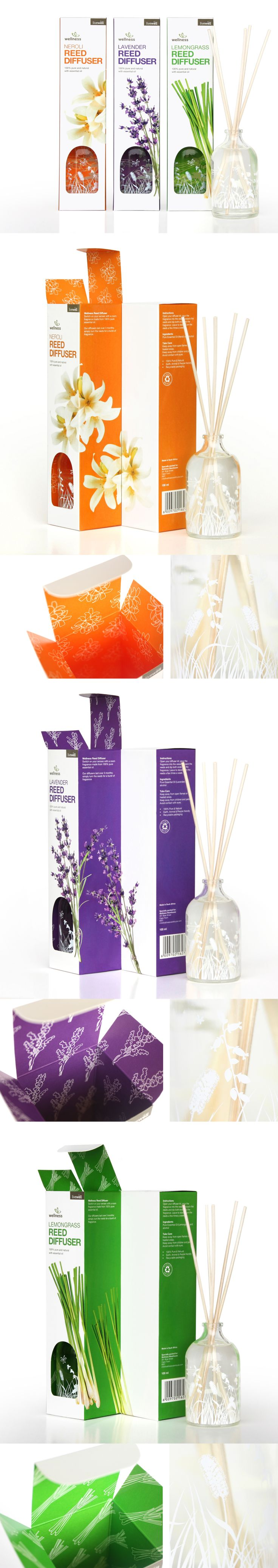 Wellness Warehouse Diffusers by Creating a Storm