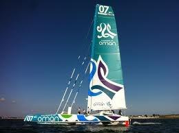 sailing oman