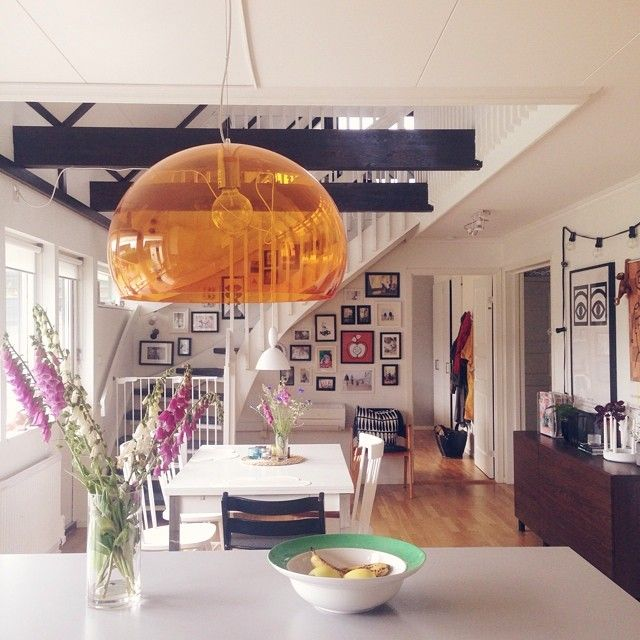 Lovely living | Via Instagram - Thanks to @DesireeSogaard