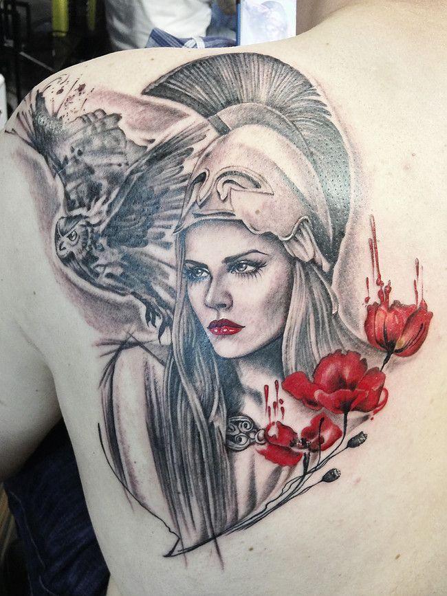 Melissa Szeto Aka Melszeto London Based Female Tattoo Artist Best Known For Her Realistic Work Specially Aphrodite Tattoo Athena Tattoo Greek Goddess Tattoo