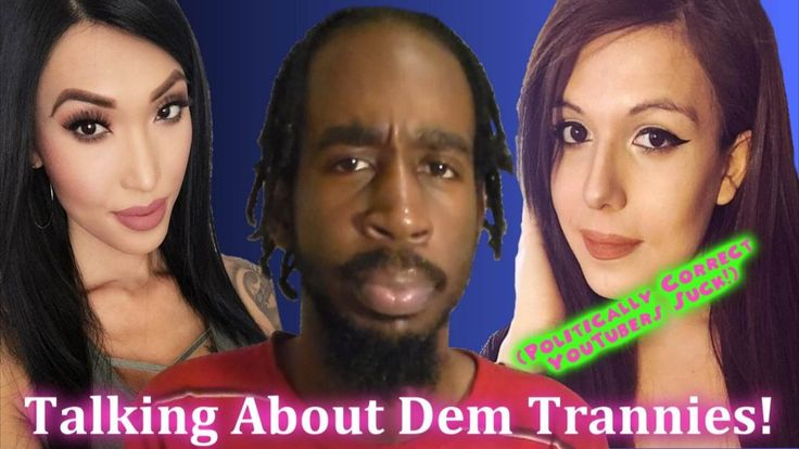 Tyshawn Is 'Talking About Dem Trannies' + Speaks On How Bad 'Politically Correct YouTubers Suck'