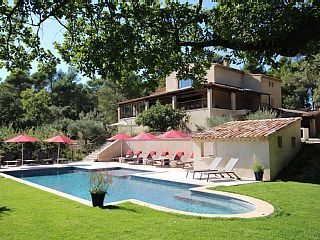 MAS+begane+grond+voorzien+van+airconditioning,+gesloten+4ha,+eiken,+olijfbomen,+...+15+m+zwembad+verwarming++Vakantieverhuur in Luberon van @homeaway! #vacation #rental #travel #homeaway