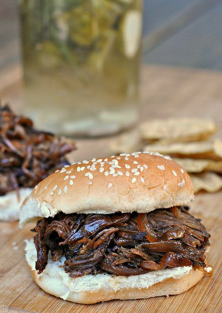 pulled pork shoulder pork roast barbecue sauce light recipes the sauce ...