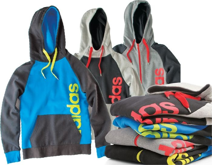NEW These Adidas Hoodies