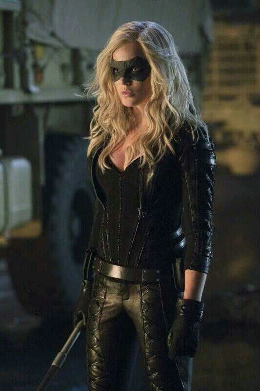 Black Canary has really become one of my favorite female superheros I really like her in arrow.