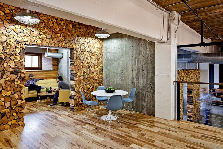 Parliament Design's Office, Portland » Retail Design Blog