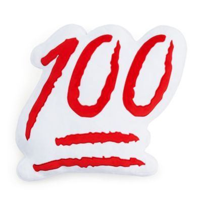 "Throwboy 100 Emoji Decorative Pillow, 13"" x 14"" - 100% Bloomingdale's Exclusive 