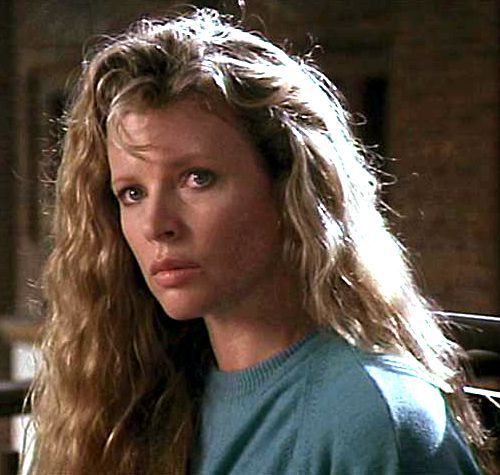 "Kim Basinger as Vicki Vale in ""Batman"" (1989) 