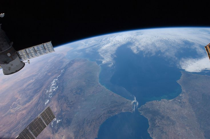 Morocco and Spain (NASA, International Space Station, 12/31/11) | by NASA's Marshall Space Flight Center