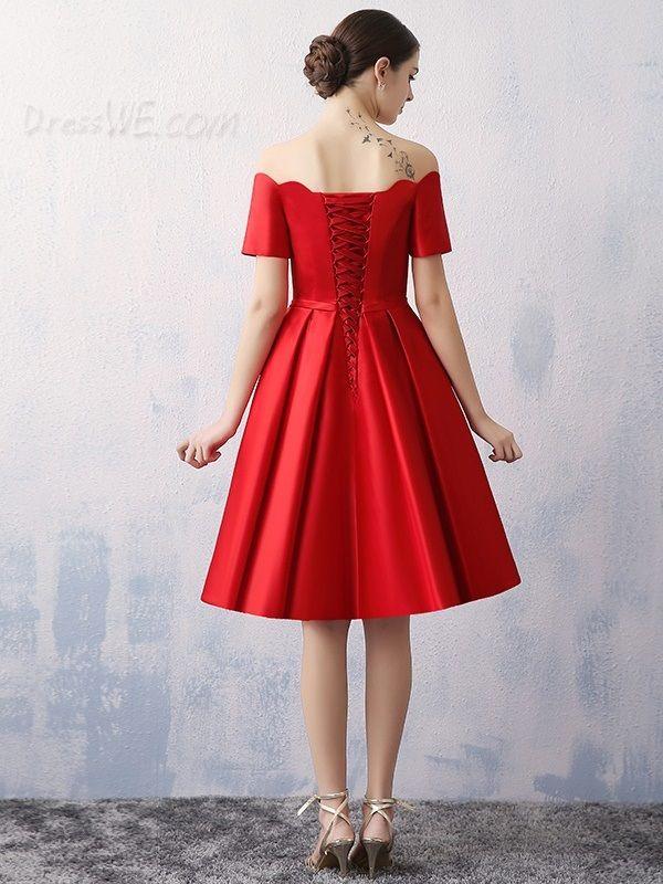 5a799ba2a3 SUMINISTROS Dresswe.com-Vestido encaje cóctel vestido corto vestidos de  cóctel 2016 (2