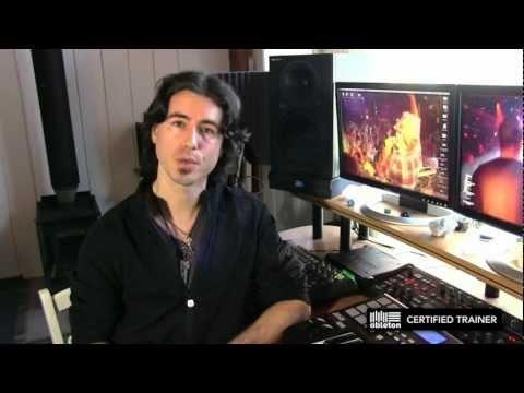 Audio Weapons Ableton Live Workshop
