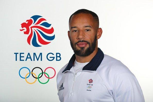 James Ellington, Team GB Sprinter;