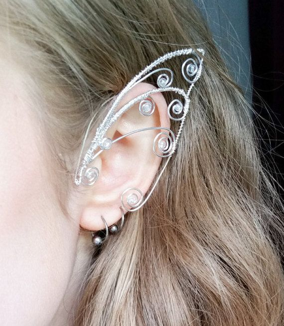 Hey, I found this really awesome Etsy listing at https://www.etsy.com/listing/252359266/faery-ears-elven-ears-faery-ear-cuffs