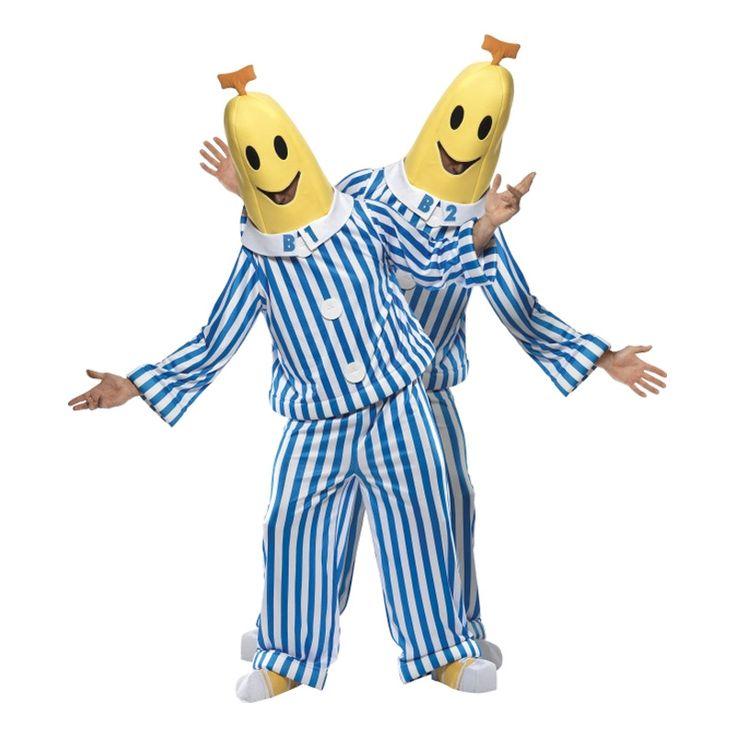 Köp Bananer i Pyjamas Maskeraddräkt 749 kr