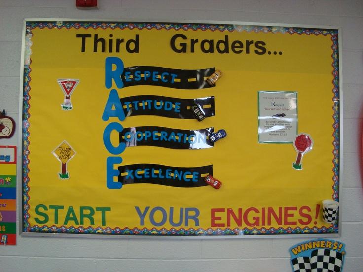 Classroom Decor Companies ~ Cars race car themes and on pinterest