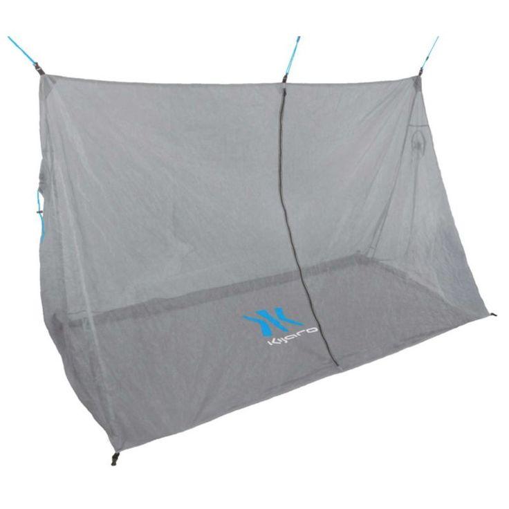 Kijaro Jungle Hammock Net, Gray