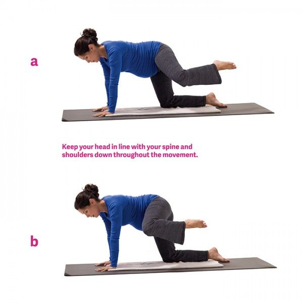 17+ Best Images About Pilates Pregnancy On Pinterest