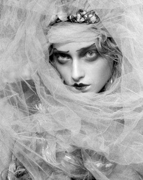 .: Whiteveil Veils, Miss Havisham Makeup, Head Dresses, Darker Fairyt