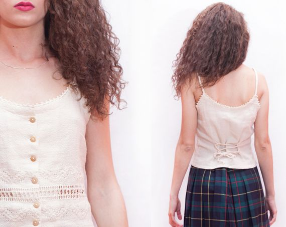 NEW IN!! Vintage top 1990s: http://marlet-shop.com/products/vintage-top-1990s-1