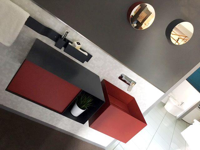 Ami lo stile industriale ed i mobili classici ti annoiano? La serie #INDUSTRIAL di #Moab80 in acciaio verniciato è quello che fa per te! Passa nel nostro showroom a #Brescia e scegli lo stile per il tuo bagno. www.gasparinionline.it #arredobagno #interiors #design #casa #arredamento