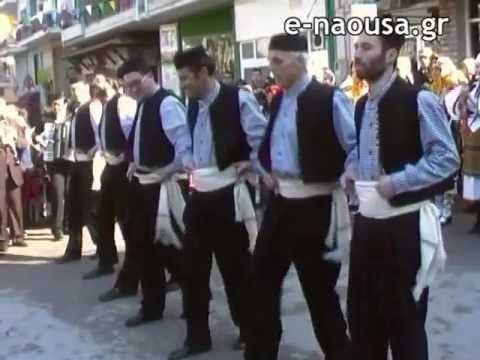 19 FEB 2012  : traditional dances @ Naousa