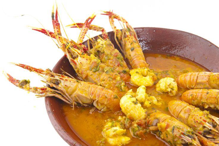 Moqueca de Lagostim - Angola
