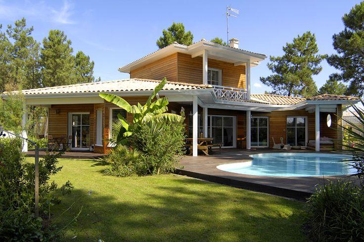 95 best maison images on Pinterest Homes, Architecture and - location maison cap ferret avec piscine