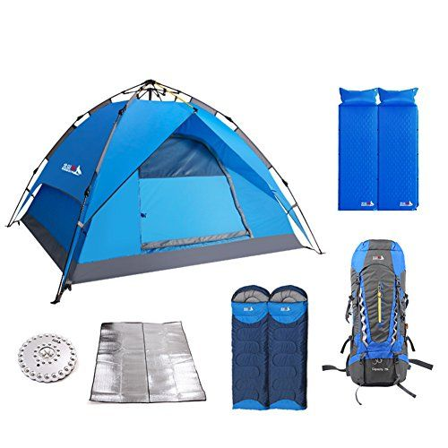 Cheap automatic speed drive double tent/Rain c&ing tents for shade deals week  sc 1 st  Pinterest & 69 best Family Camping Tents images on Pinterest | Family camping ...