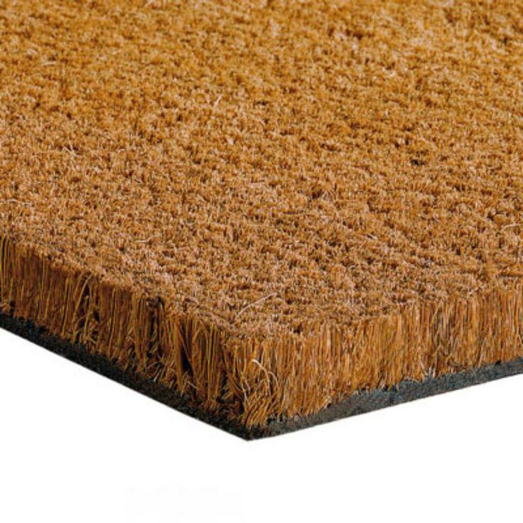 17mm Coconut Coir matting - Door mats - Entrance matting 1m, 2m wide - Any size