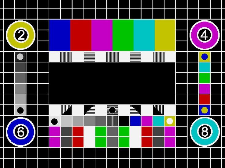 TVs and Patterns on Pinterest