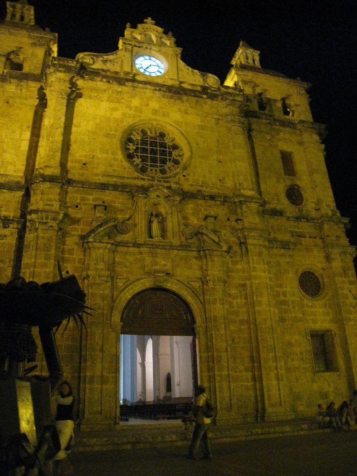 Plaza San Pedro Cartagena
