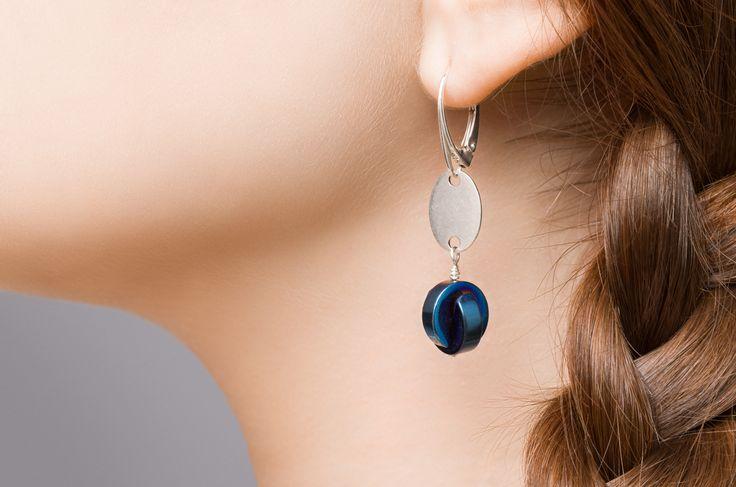 Immortelle earrings