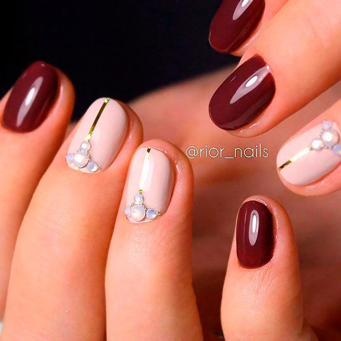 25+ best ideas about Round nail designs on Pinterest ...