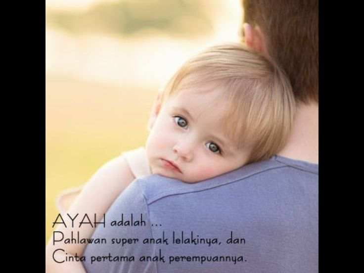 Untuk anak-anak Ayah