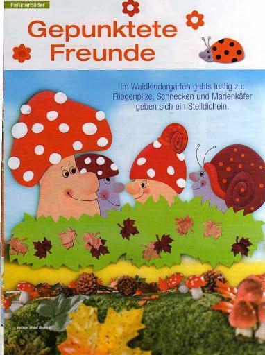 Bastelwelt - Frohlicher Herbst - marcedy17 - Picasa Webalbumok