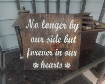 THIS IS AN ORIGINAL SIGN THAT WE DESIGNED!!!! Great, affordable sign for your deck, porch or patio decor!  WARNING: We have dogs. They live here. You do not. -Made in the USA -Made with 1 inch thick, quality wood - Comes ready to hang with a metal sawtooth hanger - We use new wood on all of our wood signs -Sealed with a clear coat to protect it from the elements  If you would like to change the sign up a bit, please leave a note in the notes section of your order when checking out.    All…