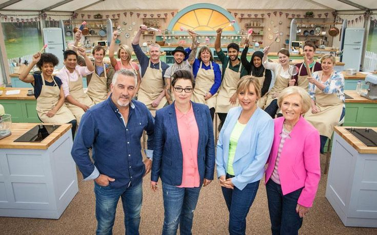 Great British Bake Off: all the recipes from series 6