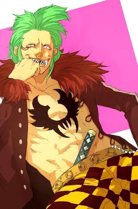 Bartolomeo the Kannibal One Piece